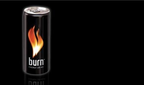 Burn, minuman berenergi dari Coca-Cola