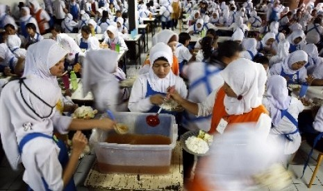 70 Persen Buruh Pabrik di Sukabumi Wanita