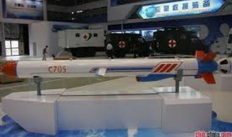 KKIP: Belum Ada Pembicaraan Soal Ekspor Rudal C705 Versi Indonesia
