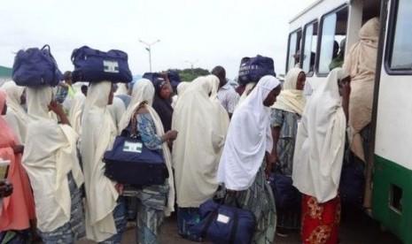 Nigeria Kembangkan Teknologi Informasi dalam Pengelolaan Haji