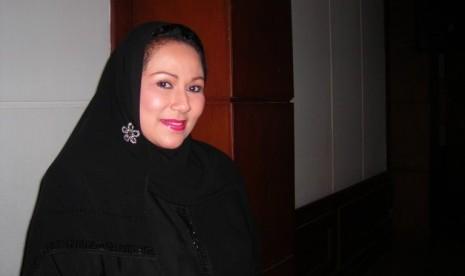 Camelia Malik Ingin Jadi Guru Jaipong