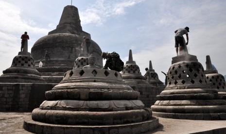 Pembangunan Candi Borobudur Gunakan Ilmu Astronomi