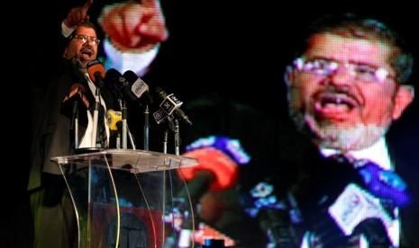 Capres Mesir dari Ikhwanul Muslimin, Mohammed Mursi