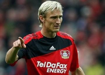 Carretaker Leverkusen Sami Hyypia