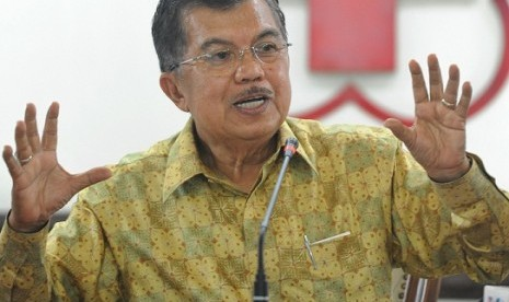 Chairman of Indonesian Mosque Board (DMI) Jusuf Kalla (photo file)