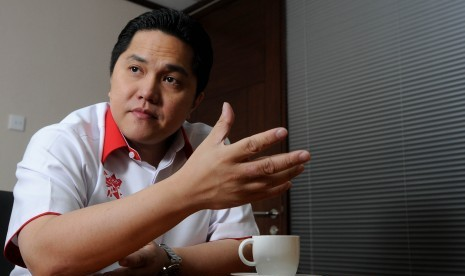 co-Owner DC United, Erick Thohir