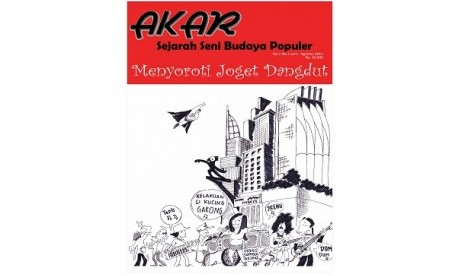 Cover majalah AKAR