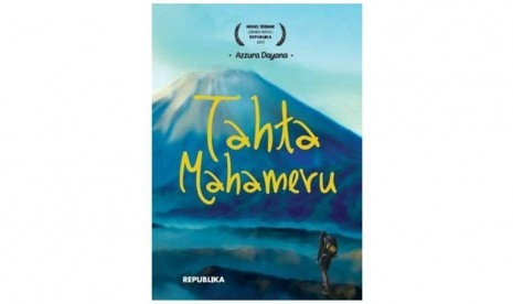 Cover Novel Tahta Mahameru