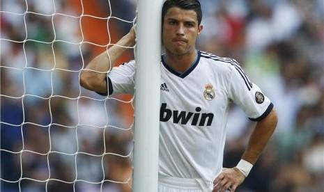 Cristiano Ronaldo Berkorban demi Palestina