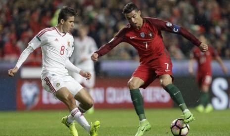 Ronaldo Dekati Puncak Daftar Top Skor Sepanjang Masa Eropa