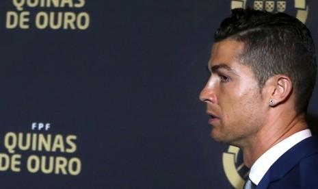 Ronaldo Sabet Penghargaan Pemain Terbaik Portugal