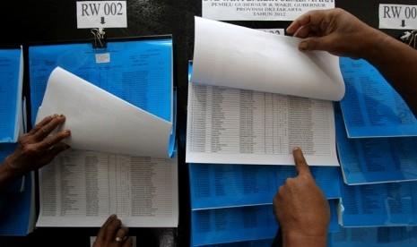 Daftar Pemilih Tetap