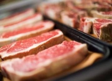 Daging impor (Ilustrasi)