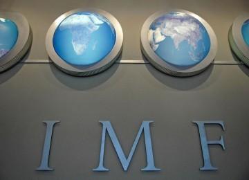 Dana Moneter Internasional (IMF)