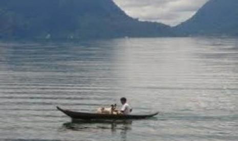 LIPI: 20 Spesies Ikan Danau Maninjau Punah