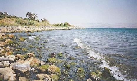 Danau Thabariyyah.