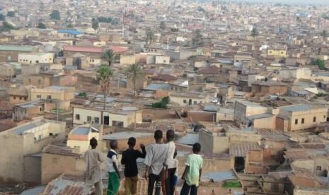 Darsalamy, Kano, Nigeria.