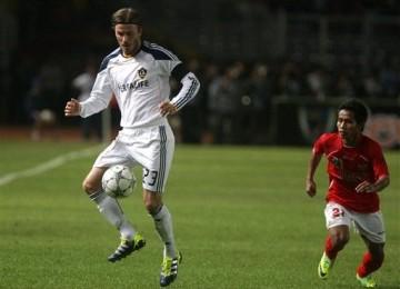 David Beckham dan Andik Vermansyah.