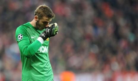 Manchester United tidak akan Depak De Gea