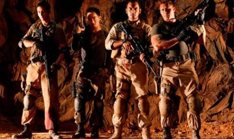 Dead Mine, Film Action Pertama Indonesia di 2013