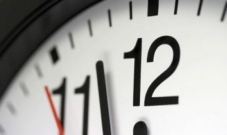 Demi Waktu. Ilustrasi