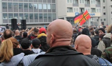 Demo anti Islam di Jerman
