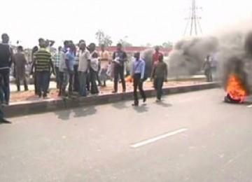 Demo BBM di Nigeria