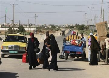 Dibukanya pintu perbatasan Rafah mendong para relawan Aljazair untuk bergerak ke Gaza.