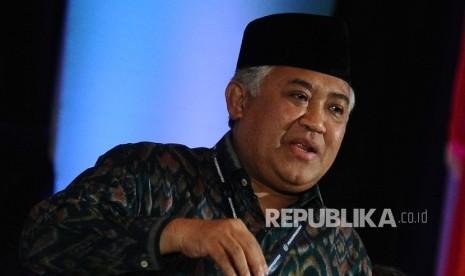 Din: Tuntutan JPU Bentuk Keberpihakan Pemerintah Lindungi Ahok