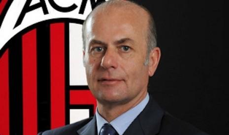 Direktur Milan, Umberto Gandini.