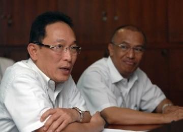 ... keterangan pers tentang kesiapan pasokan listrik pada SEA Games 2011