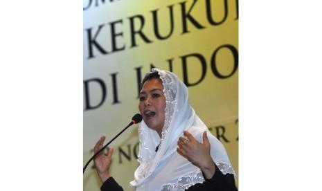 Yenny Wahid: Radikalisme di Indonesia Meningkat