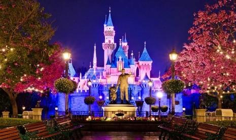 Soal Rencana Pembangunan Disneyland, Ganjar Berkomentar