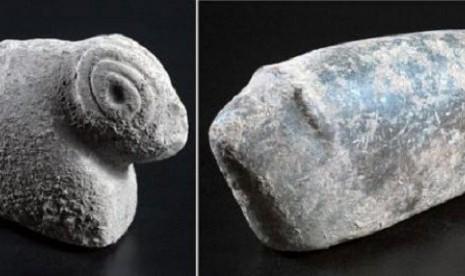Ditemukan Patung Lebih Tua dari Nabi Musa