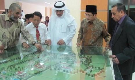 Kerajaan Arab Saudi Sumbang Pembangunan Kampus UIN Makassar Rp 400 Miliar