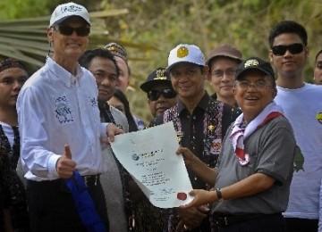 Duta Besar Komodo Jusuf Kalla