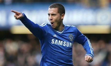 Hazard Sehebat Zidane, yang Beda Hanya...