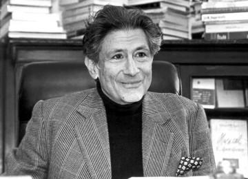 Edward Said, tokoh yang banyak mengungkap propaganda Israel