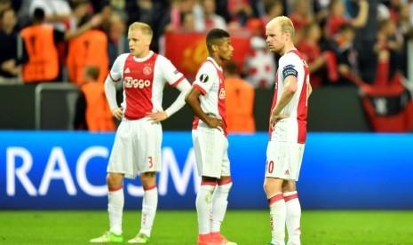 6 Fakta Angka di Balik Kegagalan Ajax Juara Liga Europa