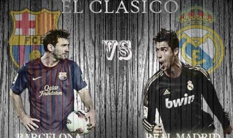 Fakta Tentang Angka Pertemuan El Clasico | Choliknf1998.blogspot.com