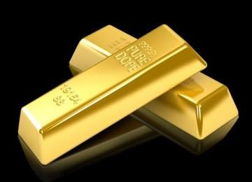 emas batangan (ilustrasi)