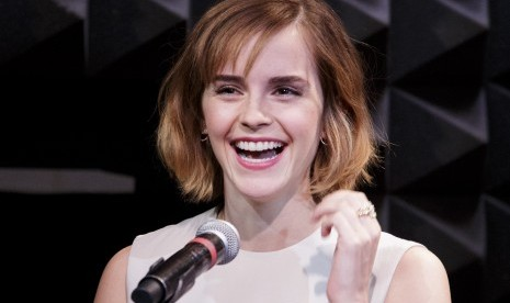 Emma Watson Pisahkan Kehidupan Pribadi