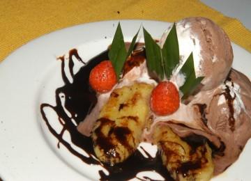 Es krim, termasuk salah satu makanan beremulsi