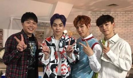 Debut EXO CBX di Jepang Peroleh Respons Menakjubkan