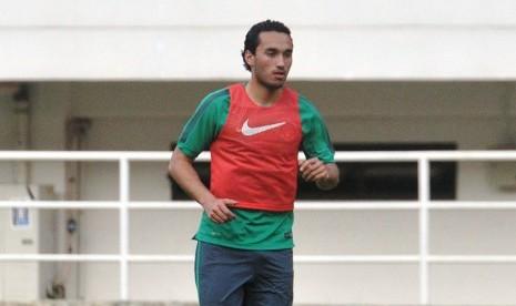 Ezra Walian Masuk, Suporter Indonesia Berikan Sambutan Meriah