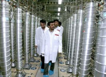 Iran Ancam Tingkatkan Kapasitas Nuklir