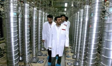 Iran Belum Izinkan IAEA Inspeksi Program Nuklirnya