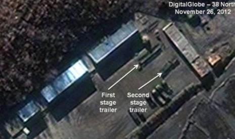 Hasil Citra Foto Satelit Hasil Citra Satelit