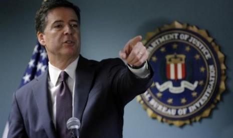 Direktur FBI: Rusia akan Kembali Ganggu Pemilu AS