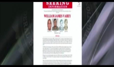 FBI memburu salah seorang pelaku pedofil.